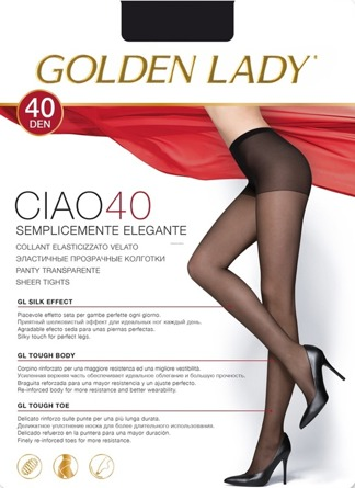 Golden Lady Ciao 40 DEN rajstopy